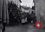 Image of funeral procession Alife Italy, 1943, second 9 stock footage video 65675029174