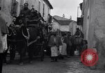 Image of funeral procession Alife Italy, 1943, second 10 stock footage video 65675029174