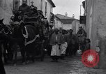 Image of funeral procession Alife Italy, 1943, second 11 stock footage video 65675029174