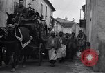 Image of funeral procession Alife Italy, 1943, second 12 stock footage video 65675029174