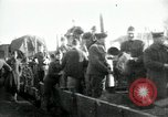 Image of American 102nd infantry cooks Vailly France, 1918, second 2 stock footage video 65675029176