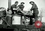 Image of American 102nd infantry cooks Vailly France, 1918, second 14 stock footage video 65675029176