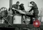 Image of American 102nd infantry cooks Vailly France, 1918, second 15 stock footage video 65675029176