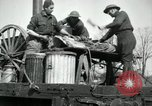 Image of American 102nd infantry cooks Vailly France, 1918, second 16 stock footage video 65675029176