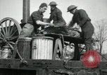 Image of American 102nd infantry cooks Vailly France, 1918, second 19 stock footage video 65675029176