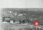 Image of shell-pocked countryside Chamin Des dames France, 1918, second 19 stock footage video 65675029177