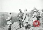 Image of General P E Traub Couvrelles France, 1918, second 3 stock footage video 65675029179