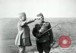 Image of General P E Traub Couvrelles France, 1918, second 19 stock footage video 65675029179