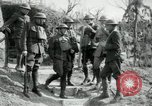 Image of American Generals France, 1918, second 17 stock footage video 65675029180
