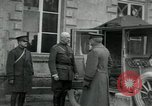 Image of American General Pershing Couvrelles France, 1918, second 5 stock footage video 65675029182
