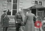 Image of American General Pershing Couvrelles France, 1918, second 6 stock footage video 65675029182