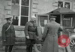 Image of American General Pershing Couvrelles France, 1918, second 7 stock footage video 65675029182