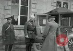 Image of American General Pershing Couvrelles France, 1918, second 8 stock footage video 65675029182