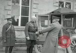 Image of American General Pershing Couvrelles France, 1918, second 9 stock footage video 65675029182