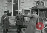 Image of American General Pershing Couvrelles France, 1918, second 10 stock footage video 65675029182