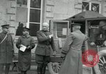 Image of American General Pershing Couvrelles France, 1918, second 13 stock footage video 65675029182