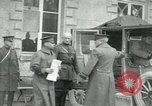 Image of American General Pershing Couvrelles France, 1918, second 15 stock footage video 65675029182