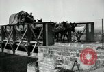 Image of unloading cargo Vailly France, 1918, second 4 stock footage video 65675029183