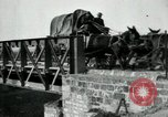 Image of unloading cargo Vailly France, 1918, second 6 stock footage video 65675029183