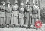 Image of French military women France, 1918, second 3 stock footage video 65675029184