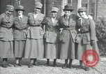 Image of French military women France, 1918, second 4 stock footage video 65675029184