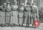 Image of French military women France, 1918, second 5 stock footage video 65675029184