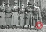 Image of French military women France, 1918, second 6 stock footage video 65675029184