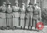 Image of French military women France, 1918, second 8 stock footage video 65675029184
