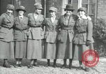 Image of French military women France, 1918, second 9 stock footage video 65675029184