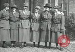 Image of French military women France, 1918, second 10 stock footage video 65675029184
