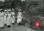 Image of 101st Machine Gun Battalion troops Chavonne France, 1918, second 1 stock footage video 65675029186