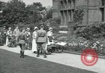 Image of 101st Machine Gun Battalion troops Chavonne France, 1918, second 9 stock footage video 65675029186