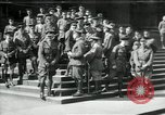 Image of Army Officers France, 1918, second 1 stock footage video 65675029189