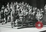 Image of Army Officers France, 1918, second 2 stock footage video 65675029189