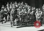 Image of Army Officers France, 1918, second 3 stock footage video 65675029189