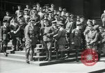 Image of Army Officers France, 1918, second 4 stock footage video 65675029189