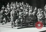Image of Army Officers France, 1918, second 5 stock footage video 65675029189
