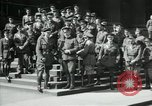 Image of Army Officers France, 1918, second 7 stock footage video 65675029189