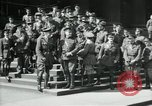 Image of Army Officers France, 1918, second 8 stock footage video 65675029189