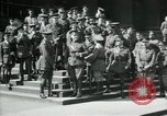 Image of Army Officers France, 1918, second 9 stock footage video 65675029189