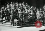 Image of Army Officers France, 1918, second 10 stock footage video 65675029189