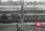 Image of American troops United Kingdom, 1918, second 12 stock footage video 65675029190