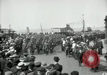 Image of American 342nd Infantry Southampton Hampshire, 1918, second 5 stock footage video 65675029192