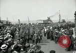 Image of American 342nd Infantry Southampton Hampshire, 1918, second 9 stock footage video 65675029192