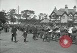 Image of Allied soldiers United Kingdom, 1918, second 5 stock footage video 65675029194