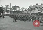 Image of Allied soldiers United Kingdom, 1918, second 11 stock footage video 65675029194