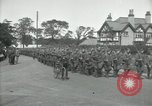 Image of Allied soldiers United Kingdom, 1918, second 12 stock footage video 65675029194