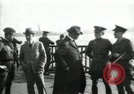 Image of American troops parade United Kingdom, 1918, second 1 stock footage video 65675029196