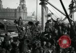 Image of American troops parade United Kingdom, 1918, second 6 stock footage video 65675029196