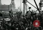 Image of American troops parade United Kingdom, 1918, second 7 stock footage video 65675029196